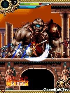 Tải Game Hero of Sparta Hành Động Mới Nhất
