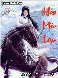 Tải Game Hoa Mộc Lan Crack Việt Hóa Cho Java miễn phí