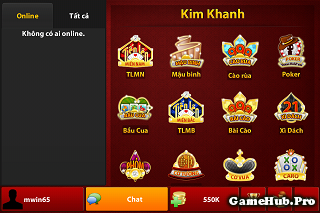Tải Game iWin 2015 Online Cho Java và Android apk