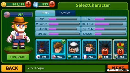 Tải Game Man Of Soccer Apk Bóng Đá Cho Android