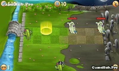 Tải Game Plants Vs Ghosts 2 - Hoa Quả Nổi Giận Java Mới