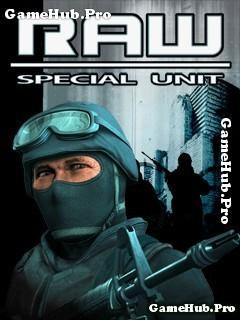 Tải Game Raw Special Unit Bắn Súng Hành Động Java