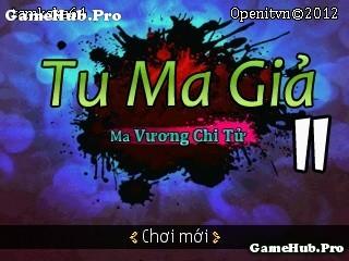 Tải Game Tu Ma Giả 2 – Ma Vương Chi Tử Việt Hóa Crack