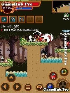 Hack Ninja School Online 125 Premium Cho Java Android