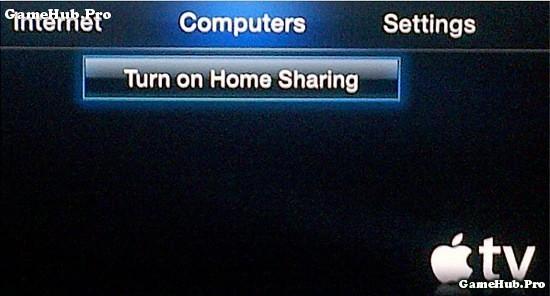 Hướng dẫn dùng iPhone, iPad điều khiển Apple TV dễ dàng