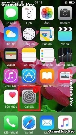 Thủ thuật phát wifi trên điện thoại iPhone, iPad (IOS)
