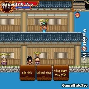 Ra mắt tính năng vòng quay may mắn Ninja School Online