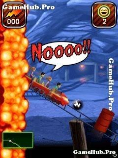 Tải Game 3D Rollercoaster Rush Underground Cho Java