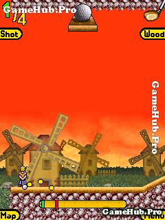 Tải Game Arcade Sidegolf - Chơi Golf 2D Cho Java mới