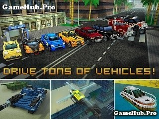 Tải Game Block City Wars Hack Tiền Mod Cho Android