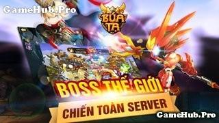 Tải game Búa Tạ Online - Siêu Chiến Binh Android và IOS