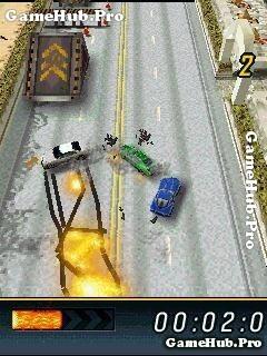 Tải Game Burnout - Đua phá hủy Xe 3D miễn phí Cho Java