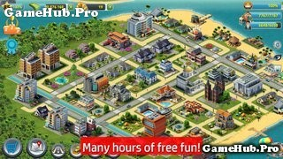 Tải Game City Island 3 - Building Sim Hack Tiền Android
