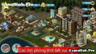 Tải game City Island 4 - Ông Trùm Ảo Hack Tiền Android