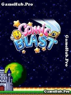 Tải Game Comic Blast - Bắn Máy Bay Cho Java miễn phí
