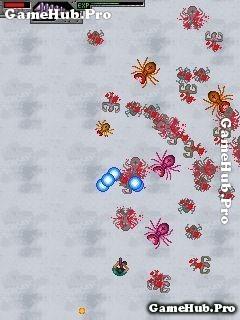 Tải Game Crimsonland Mobile Massacre Cho Java miễn phí