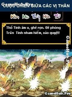 Tải Game Cuộc Chiến Giữa Các Vị Thần Việt Hóa Cho Java