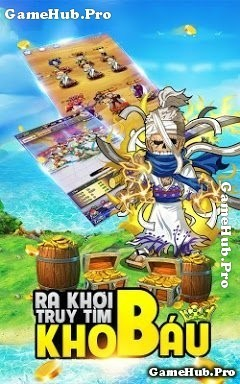 Tải Game Đảo Hải Tặc - One Piece Cho Android IOS 2016