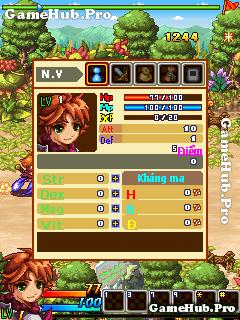Tải game Dragonia Việt Hóa Crack Cho Java miễn phí