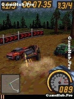 Tải Game Flatout 3D - Đua Xe Địa Hình 3D crack cho Java