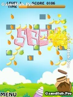 Tải game Fruit Juice Ninja - Nước Ép Trái Cây cho Java