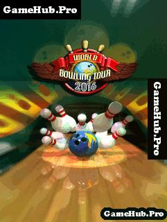 Tải Game World Bowling Tour 2016 3D cho Java miễn phí