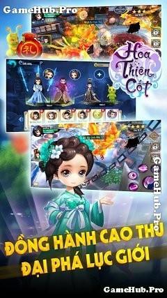 Tải game Hoa Thiên Cốt - Tiên Hiệp 3D Cho Android IOS