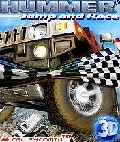 Tải Game Hummer Jump & Race 3D - Đua Xe Hay Cho Java