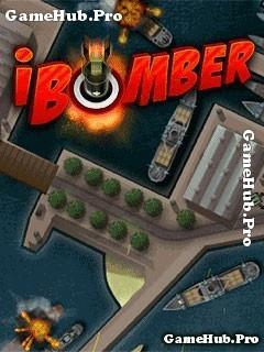 Tải Game iBomber - Máy Bay Thả Bom Cho Java miễn phí