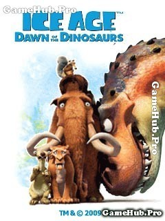 Tải Game Ice Age 3 Dawn of Dinossaurs Cho Java miễn phí