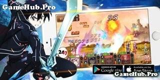 Tải game Loạn Đấu Manga Chiến Thuật Online cho Android