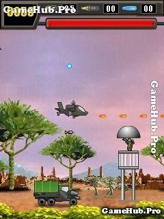 Tải Game Mission Cobra Strike - Trực Thăng Chiến Java