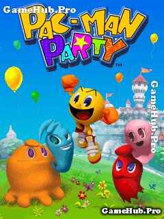 Tải Game PACMAN Party Lối Chơi Mới Cho Java miễn phí