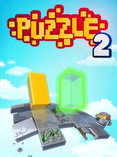 Tải Game Puzzle 2 Lăn Gạch 3D Trí Tuệ Cực Hay Cho Java