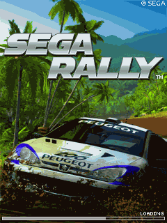 Tải game SEGA Rally 3D đua xe cực hay cho Java miễn phí