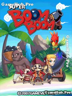Tải Game Super Boom Boom - Pháo Bắn Bom Crack Cho Java