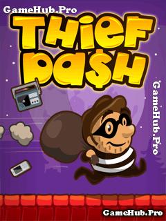 Tải Game Thief Dash - Giúp Little Chạy Trốn Cho Java