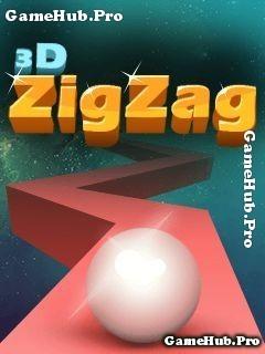 Tải Game Zig Zag 3D - Bi Lăn Vô Tận Cực Hay Cho Java