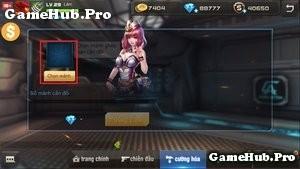Tập Kích: Hướng dẫn tính năng đổi mảnh ghép trong game