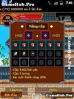 Thủ thuật đập đồ Ninja School Online Ngày 10/04/2016
