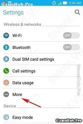 Thủ thuật phát Wifi trên máy Zenfone nhanh chóng nhất