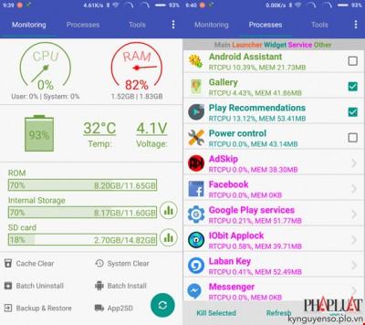 Những cách để điện thoại Android khởi động nhanh hơn