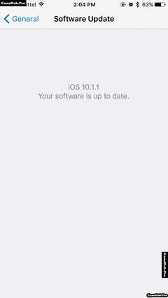 Thủ thuật chặn thông báo cập nhật phần mềm trên iPhone