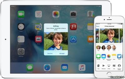 Thủ thuật chia sẻ dữ liệu nhanh giữa 2 điện thoại iPhone