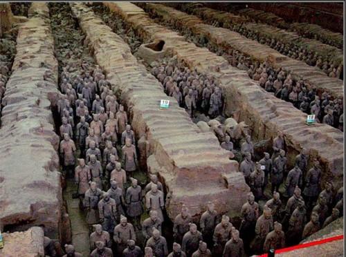 Ghê rợn 5 loại bẫy chết người thường có trong lăng mộ cổ