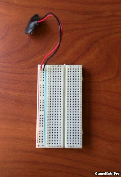 Hướng dẫn cách tạo mạch đèn LED cực đơn giản nhất