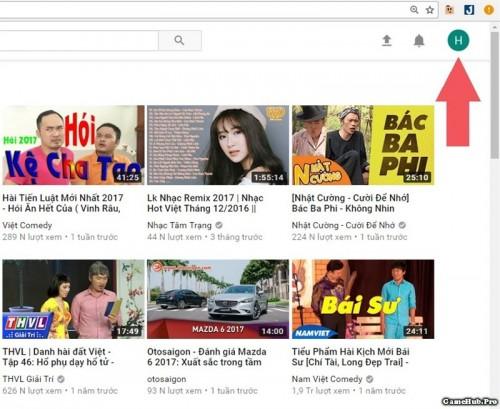 Hướng dẫn kích hoạt chế độ ban đêm của Youtube đơn giản