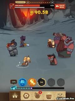 Tải game Almost a Hero - Nhập vai ấn tượng Mod Android