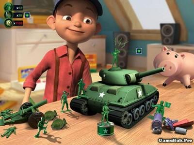 Tải game Army Men Strike - Đội quân đồ chơi cho Android