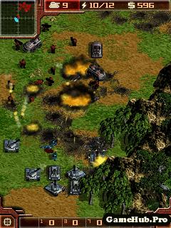 Tải game Art Of War 2 - Liberation Of Peru chiến lược Java